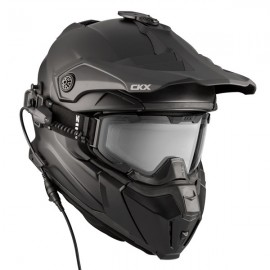 Titan Original Electric Combo Helmet – Trail and Off-Trail // WINTER SOLID