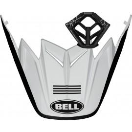 Ensemble visière/embouchure pour BELL Moto-9