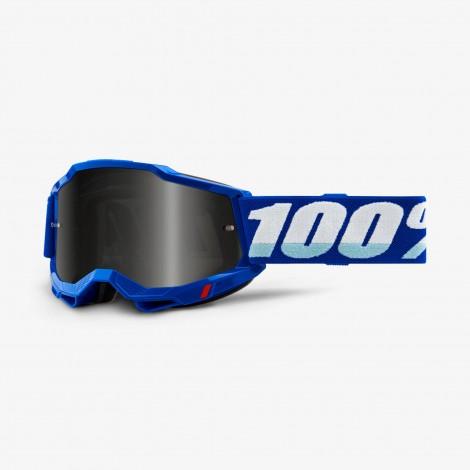 100% GOGGLES Accuri 2 - SAND Smoke Lens
