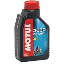 MOTUL 3000 MINERAL 4-STROKE ENGINE OIL