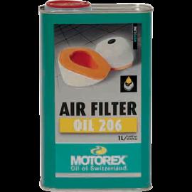 HUILE POUR FILTRE À AIR MOTOREX 206 - 1L