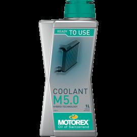 MOTOREX ENGINE COOLANT M5.0 - 1L