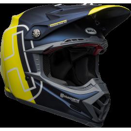 Bell Helmet Moto 9 Flex Husqvarna Gotland