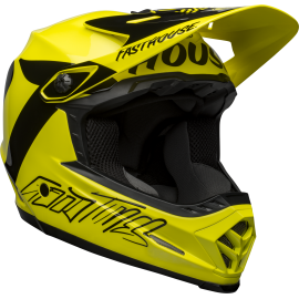 Bell Helmet MOTO-9 Youth MIPS Fasthouse Newhall