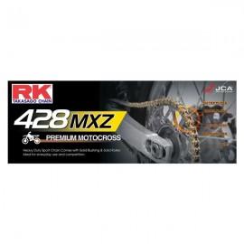 CHAINE RK 428 MXZ ROBUSTE