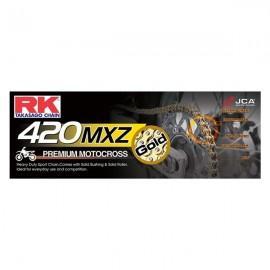 CHAINE RK 420 MXZ ROBUSTE