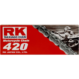 CHAINE RK 420 M STANDARD À JOINT NON TORIQUE
