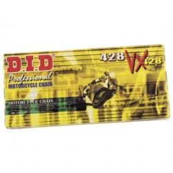CHAINE D.I.D 428 VX PRO-STREET À JOINT EN X