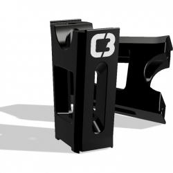 C3 POWERSPORTS BAR RISERS W/O TOP CAP
