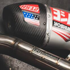⚡️♦️YOSHIMURA RS12 ♦️⚡️ @yoshimura_rd . . . . #plxsport #speedshop #yoshimura #rs12 #exhaust #motorsports